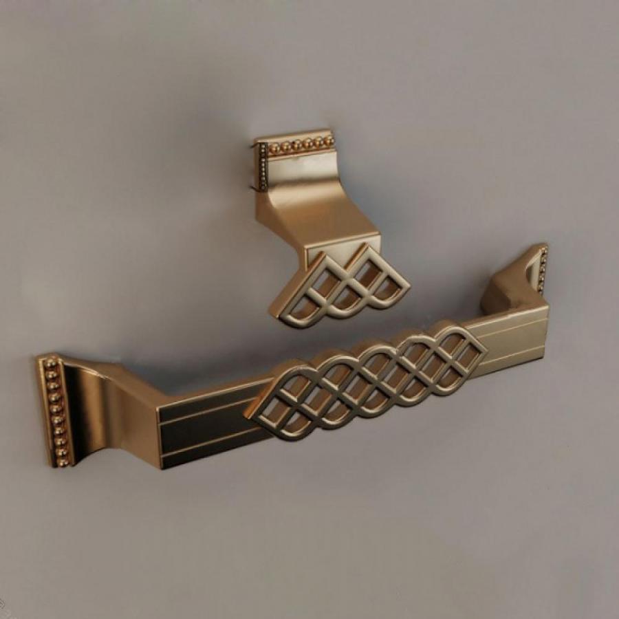 金属拉手把手模型