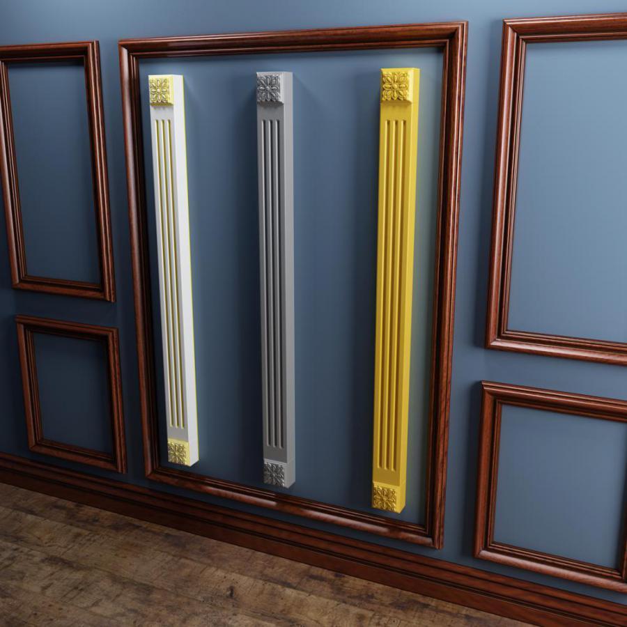 橱柜衣柜罗马柱3D模型