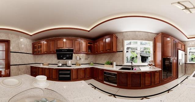 厨房VR全景