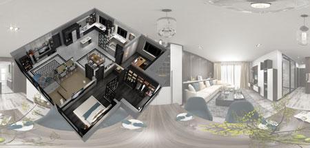 新中式整屋设计