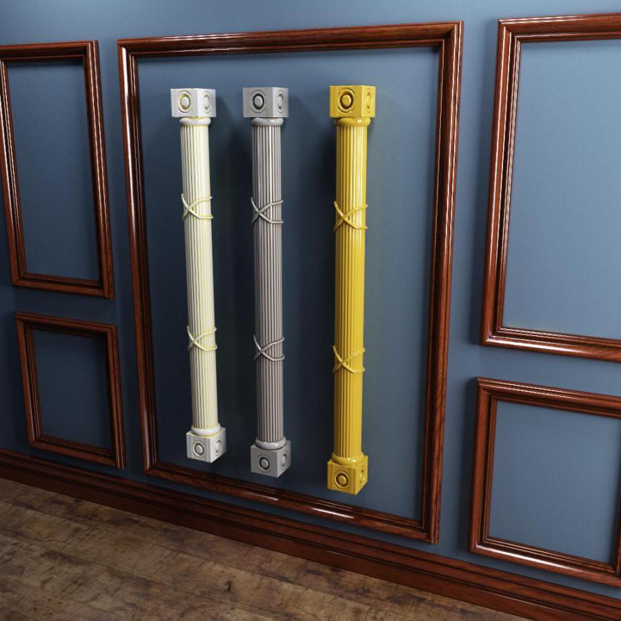 橱柜罗马柱模型